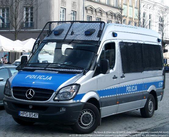 Policja Żyrardów: Szczególna sesja w Puszczy Mariańskiej.